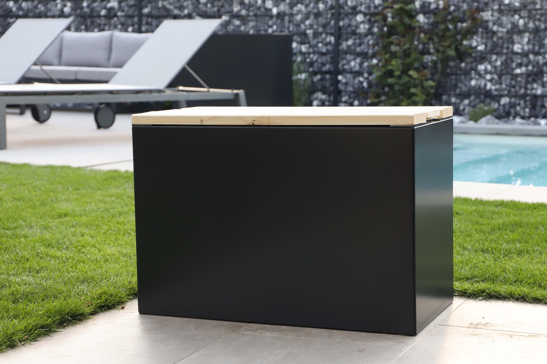 Panchina N°2 | L750 x B400 x H500 cm
