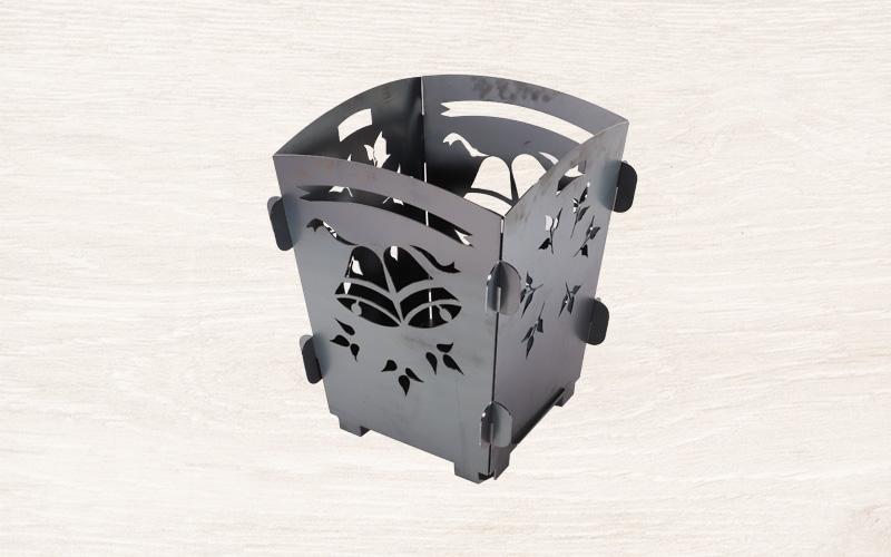 Feuerkorb Glocke