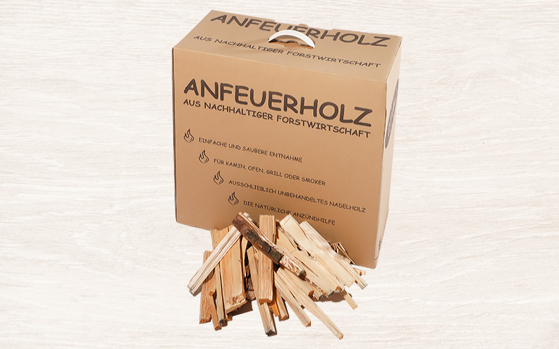 Anfeuerbox